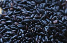 Black Rice- The Emperor's Rice. A paper to be published this week in The Plant Cell reveals the answer to the long-standing question of how black rice became black and, moreover, traces the history of the trait from its molecular origin to its spread into modern-day varieties of rice. Researchers from two institutions in Japan collaborated to meticulously examine the genetic basis for the black color in rice grainsFig 8