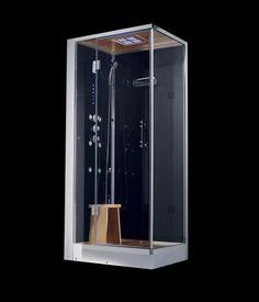 ADS 65 WR Steam Shower   Steam Showers   Shower Enclosure   Steam Cabin    Complete Enclosure   Shower Unit