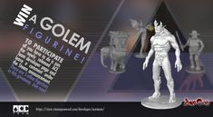 Hi ACE Team fans. We're running a cool giveaway where you can win an awesome 3D printed figurine!  All that you have to do to participate in the draw is to:  Follow our Developer Page: https://store.steampowered.com/dev/aceteam/  Leave a comment under this Steam announcement: https://steamcommunity.com/groups/aceteam#announcements/detail/1684792419463123425  #ACETeam #RockOfAges #RockOfAges2 #ZenoClash #ZenoClash2 #TheDeadlyTowerOfMonsters #AbyssOdyssey #Atlus #AtlusUSA