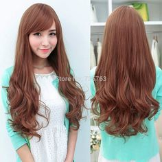000390 New Lady Girls Long Curly Wave Full Brown Hair Wigs     #http://www.jennisonbeautysupply.com/    http://www.jennisonbeautysupply.com/products/000390-new-lady-girls-long-curly-wave-full-brown-hair-wigs/,     GOOD NEWS ! ONE item Express delivery to USA ,RUSSIA , Ukraine free shipping by EMS ! More than 300 grams of package Express delivery to United Kingdom, Australia, Canada , Israel, Saudi Arabia France free shipping by EMS ! Special note: All products can be ...     GOOD NEWS ! ONE…