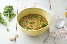 Curry de lentilha