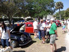 Vintage Porche and VW