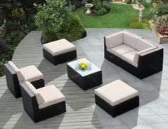 Genuine Ohana Outdoor Patio Wicker Furniture 7pc All Weather Gorgeous Couch Set with BEIGE CUSHION Ohana Collection,http://www.amazon.com/dp/B003TM10I2/ref=cm_sw_r_pi_dp_GJqMsb15SEAMY568