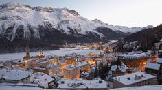 10 nostalgic spots for a winter getaway - St. Moritz, Switzerland