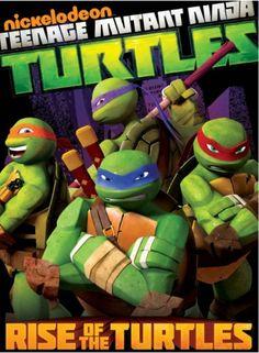 "@mamasmoney  DVD Review: ""Teenage Mutant Ninja Turtles: Rise of the Turtles"" (& Giveaway Ends 2/27)"