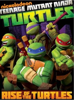 Check out MamaNYC's TMNT DVD Review: Teenage Mutant Ninja Turtles DVD: Rise of the Turtles