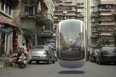 Transporte ecológico del futuro: el coche volador de Volkswagen - | Infraestructura Sostenible | Scoop.it