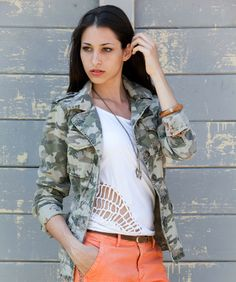 Medha Jacket S/S 2014 Women Collection by 40WEFT!  www.40weft.com #40weft #ss2014 #women #fashion #jacket #fashionblog #fashionblogger