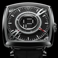 Pre-Baselworld: 2017 MCT Dodekal One D110