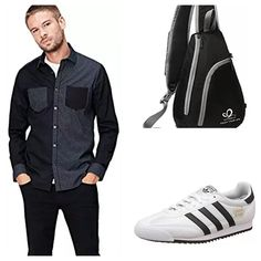 Styling Ideas For Men Men Fashion, Adidas Sneakers, Fashion Accessories, Beauty, Shoes, Style, Moda Masculina, Swag, Man Fashion