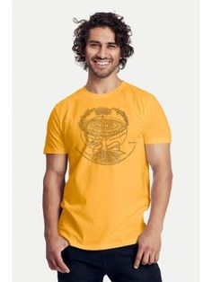 Bio-Herren-T-Shirt Weltenesche Herren T Shirt, Mens Tops, Shirts, Fashion, Vegan Fashion, Moda, La Mode, Shirt, Fasion