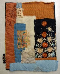 Mandy pattullo Textile Collage