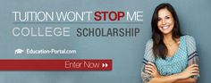 Tuition Won't Stop ME Scholarship Opportunity: From September 23 at 5 p.m. (Pacific) until January 31 at 5 p.m. (Pacific), you can sound off about all of the challenges of being a college student and win $1,000 to help pay for school!""