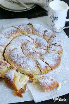Ensaïmada de Mallorca   Bake to the roots