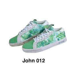 By @dmr_mancini http://www.depop.com/dmr_mancini AGLA GROOVY - JOHN 012 - SNEAKERS DA DONNA   MADE in ITALY  EUR 36/37/38/39/40/41/42/43/44/45 SS COMPRESE! Si consiglia di acquistare un numero in più rispetto proprio! Per le taglie dal 44 in poi contattatemi! :) #Sneakers #sneakersdonna #greensneakers