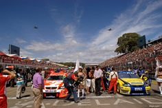 Clipsal 500 - V8 Supercars