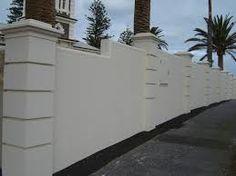 Image result for gate pillars rendered