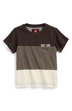 Quiksilver 'Half Pint' Slub T-Shirt (Baby Boys) | Nordstrom