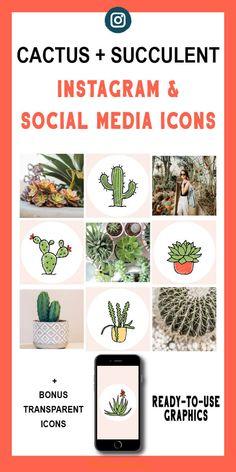 Instagram Graphics - Cherbear Creative Instagram Story Template, Instagram Story Ideas, Instagram Templates, Free Instagram, Instagram Tips, Social Media Icons, Social Media Graphics, Icon Photography, Highlight