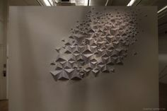 Origami en 3D | Arte, Diseño & Comunicación | Ácido Magenta Blog