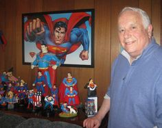 A fellow Delconian geek.  Makes Big AL proud.   Delco 'Superman'collector anxiously awaits 'Man of Steel' movie release Friday - delcotimes.com