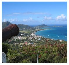 Carriacou in the Grenadines
