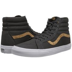 Vans SK8-Hi Reissue Dark Shadow) Skate Shoes ( 70) ❤ liked on ffd779ffc59e