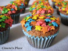 Cinara's Place: Snickers Brownie Bites