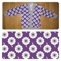 Ciz: purple flowers