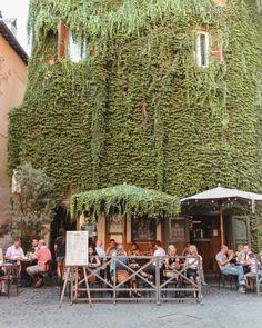 Where can you eat and drink in Rome? Trastevere Source by Verona Italy, Puglia Italy, Venice Italy, Italy Honeymoon, Italy Vacation, Italy Trip, Honeymoon Ideas, Rome Travel, Italy Travel