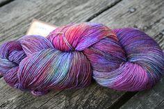 Arucania Ranco Multi sock yarn