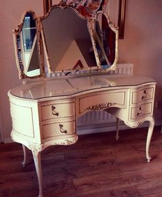Olympus french style dressing table