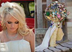 Birdcage Wedding Veils as seen on Miranda Lambert