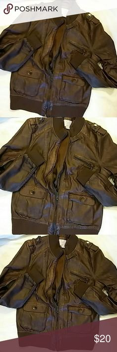 Xhilaration Women's Jacket Sz Lrg Preowned Great Condition Xhilaration Jackets & Coats