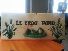 Le Frog Pond
