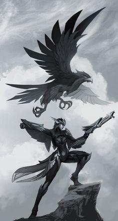 Quinn & Valor - League of Legends
