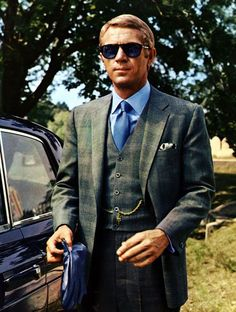 Steve McQueen... all about the 3pc