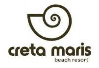 Creta Maris Beach Resort in Crete, just 24 km from the Heraklion International Airport is close to Hersonissos, a long sweeping bay of sandy beach and crystal clear water. Creta Maris, a small village with quaint twisting paths, small piazzas filled with the scents and colors of a wide variety of trees and flowers, is a unique combination of Aegean Architecture, Cretan hospitality, green oriented environment, and high quality All Inclusive services.
