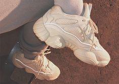 #sneakers #news  adidas YEEZY Mud Rat 500 In White Revealed