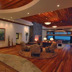 Hawaiian Curly Koa Flooring Ideas, Pictures, Remodel and Decor