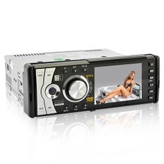 Wholesale Goliath - 1 DIN Car DVD Player with Detachable Front Hinge Panel