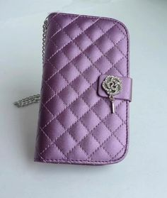 For SamSung Galaxy S3 GT i9300 Card Wallet flower Diamond Leather Case purple  Best item ever seen, with very good price! Recommend!