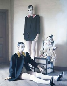 Photography by Tim Walker | Rhea Thierstein Styling