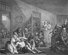 En el XVIII y XIX, el manicomio se convirtió en una atracción turística. Por el módico precio de un penique – el primer martes de cada mes era gratis – se podía contemplar el espectáculo que brindaban los pobres dementes. Además, si el espectáculo de aquel día no había cumplido con las expectativas se podían llevar palos para azuzar a los dementes y elevar el nivel del show. Algunos también les daban alcohol para ver cómo actuaban borrachos. En 1814 se registraron más de 96.000 visitas.