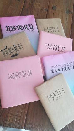 Fai da te Back to School Supplies for Teens - Carineria fai-da-te - . - Fai da te Back to School Supplies for Teens – DIY Cuteness – DA TE -