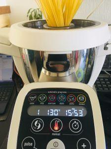 One pot pasta carbonara companion