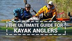 Are you a kayak angler? This ultimate guide covers tips for beginners, kayak fishing techniques, how to handle your catch etc.