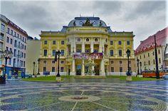 Hlavné námestie (The Main Square), Bratislava, Slovakia