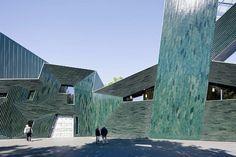 Jewish Community Center Mainz,© Iwan Baan