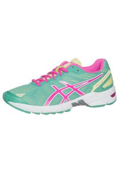 detailed look 8f5f0 6f73e ASICS - GEL-DS TRAINER 19 - Lightweight running shoes - turquoise